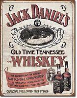 Jack Daniels Tennessee Whiskey metal sign (de PT version)