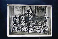 Schloss, Augustusburg Castle, Bruhl, Germany, Metal Gates, Vintage RP Postcard