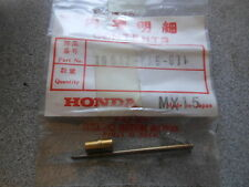 NOS OEM FACTORY Honda 1981-1984 XR100 Jet Needle Set 16012-KA9-671