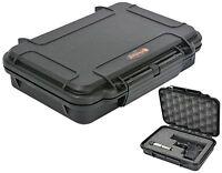 Waterproof Handgun Case Pistol Case with Pre-Cubed Foam Elite EL008 Gun case +