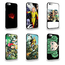 Anime One-Punch Man Soft Rubber Phone Case Cover Skin for Samsung S Note Series