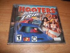 Hooters Road Trip PC CD ROM Game Software Windows 95/98/2000/XP NEW