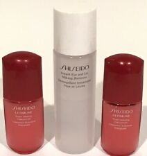 Shiseido Sample Set Instant Eye And Lip Makeup Remover/ 2 Concentrare New