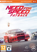 Need For Speed Payback (Guida / Racing) PC IT IMPORT ELECTRONIC ARTS