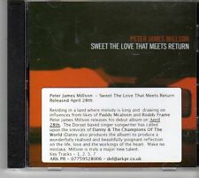 (EU795) Peter James Millson, Sweet the Love That Meets Return - 2014 CD