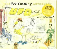 Ry Cooder - The Ry Cooder Anthology: The UFO Has Landed, 2CD Neu