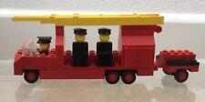 VINTAGE LEGO LEGOLAND 693 FIRE ENGINE TRUCK COMPLETE