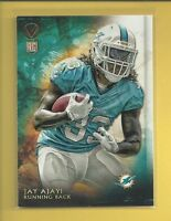 Jay Ajayi RC 2015 Topps Valor Rookie Card # 80 Philadelphia Eagles Football NFL
