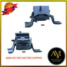 Engine Motor Mount 2PCS Kit For Ford Crown Victoria Mercury Grand Marquis 03-11