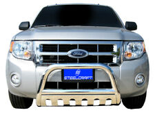 Steelcraft 2008-2012 Ford Escape Stainless Bull Bar Bumper Guard 71330