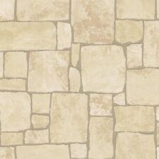 Steintapete Kitchen & Bath Stones & Style 45008-10 Tapete Stein beige (2,52€/1qm