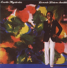 LONNIE LISTON SMITH-EXOTIC MYSTERIES-JAPAN CD Ltd/Ed B63