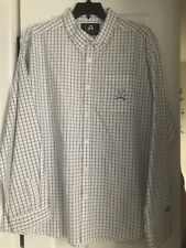 Men's Button Down Dress Shirt Long Sleeve Size XXL Cavaliers