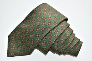 """POLO BY RALPH LAUREN FLORAL/GREEN Men's Neck Tie W: 3"""" by L:59"""""""