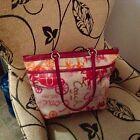 Authentic Coach Multi colour tote bag CHRISTMAS SALE