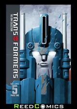 TRANSFORMERS IDW COLLECTION PHASE TWO VOLUME 5 HARDCOVER (344 Pages) Hardback