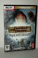DRAGONSHARDS DUNGEONS & DRAGONS USATO BUONO PC DVD VERSIONE ITALIANA GD1 49136