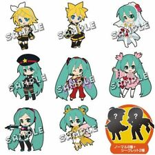 Vocaloid Hatsune Miku -Project Diva- Trading Cell Phone Strap Track 02 Box of 10