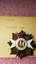 German WWI Cross Medal Regimental Badge WORLD WAR Army Europe