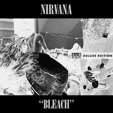Bleach [Deluxe Edition] by Nirvana (US) (Vinyl, Nov-2009, 2 Discs, Sub Pop (USA))