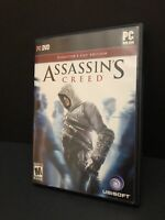 ASSASSIN'S CREED: DIRECTOR'S CUT EDITION. PC DVD WINDOWS - DISC IS MINT