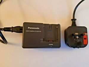 Official Panasonic NV-GS27 camcorder charger. CHARGER ONLY