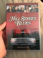 Hill Street Blues: Season Four (DVD, 2015, 5-Disc Set) SEALED