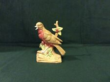 Porcelain Bisque Robin Statue - Vintage - 1950-1960's - Ex Cond - Free Shipping