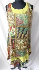 Boho Round Neck Dresses Midi