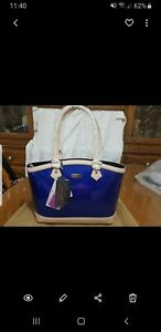 Serenade leather handbag