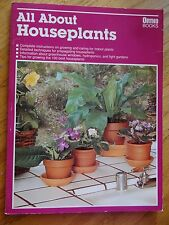 All about Houseplants by Larry Hodgson, Susan Lauwers and Ortho Books-All About
