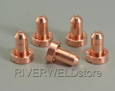 5pcs Thermal Dynamics  SL60 / SL100  9-8207 Tip 40Amp Drag OTD Plasma Cutter