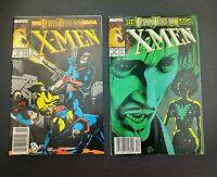 Classic X-Men # 39 40 The Dark Phoenix Saga Marvel Comics Book Xmen Lot of 2