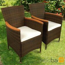 Gartenstühle rattan  Gartenstühle aus Rattan günstig kaufen | eBay