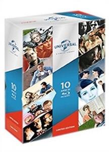 Cofanetto 10° Anniversario Blu Ray (Universal) (25 Blu-Ray Disc + Libro) LIMITED