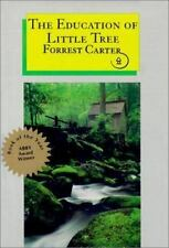 The Education of Little Tree by Forrest Carter (1990, Hardcover, Reprint)
