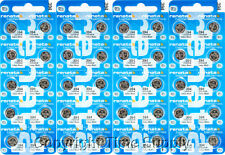 40 pcs 394 Renata Watch Batteries SR936SW FREE SHIP 0% MERCURY