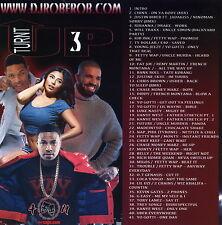 DJ Rob E Rob The Turn UP Pt 3 Hip Hop R&B Blends Non Stop Party (Mix CD) Mixtape