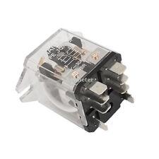 Bobina de tipo de plug-in JQX-30F 30A 250V AC Power Relay interruptor DPDT de 8 Pines 12V DC