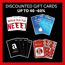 🔥Netflix Gift Cards Buying Guide🔥 Picture 🔥 Get Netflix Gift Cards 40-60% OFF