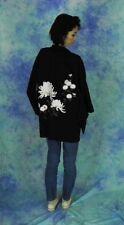 Cool Japanese kimono coat Haori made in Japan made of silk