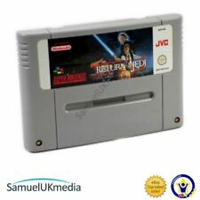 SUPER STAR WARS RETURN OF THE JEDI (SNES) (CARTRIDGE ONLY) **GREAT CONDITION**