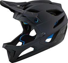 Troy Lee Designs Stage Stealth AS MIPS Full Face Bike Helmet Black Medium/Large