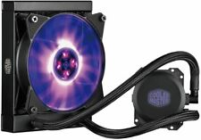 Cooler Master MasterLiquid ML120L RGB Close-Loop CPU Liquid Cooler, 120mm