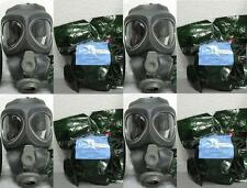 4x Scott M95 Respirator Gas Mask Swat Military Police Prepper New Filter