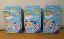 3 x Care Bears Giant Picture Card 4 in 1 Game New and Sealed Ravensburger