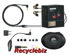 Shure SE535-V Colored Ear Buds / Earphones Headphones SE535 Free US 48 Ship!