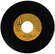 "BARRETT STRONG  ""LET'S ROCK""     KILLER R&B       LISTEN!"