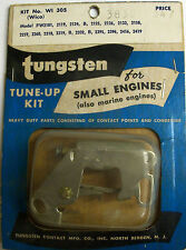 Tungsten Tune up Kit for small Engines & Marine Engines Wico WI 305 Vtg Vintage
