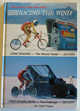 """""""RACING THE WIND"""", Cecil Cripps, Demi-fond daredevils Cycling Speed Records, HC"""